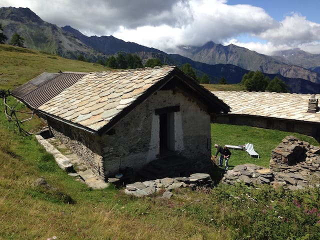 Affascinante CHALET in Val D'Aosta