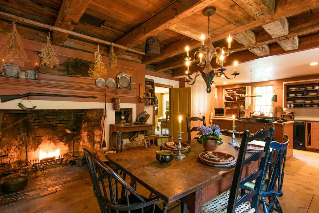 The Tavern Room
