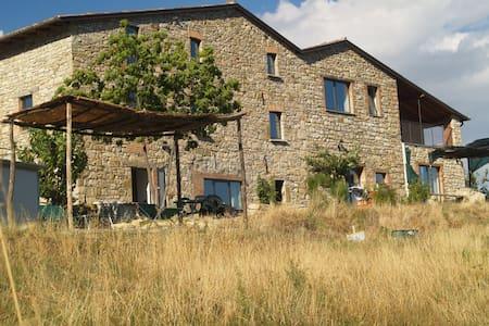 Casale in pietra sulle colline - Bobbio - 别墅