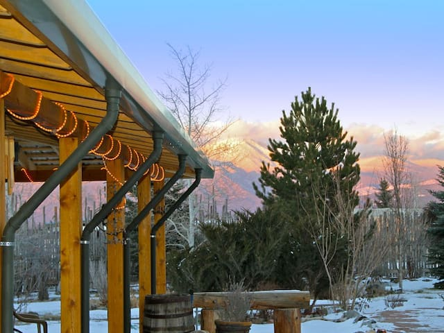 Serenity - Ranchos de Taos - House