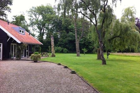 Charming garden house in Bergen nl - Bergen
