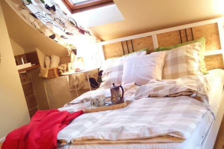 Műterem apartmant 2-3 persons - Zebegény