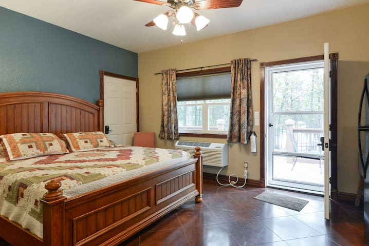 Quail Cove King Room #6