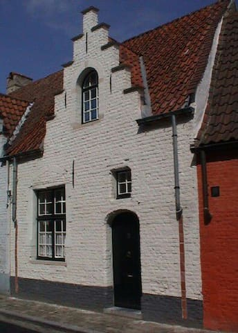 House in the city center of Bruges  - Brugge - Huis