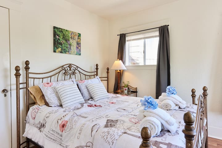 Master Bedroom Ideas You're Dreaming of Staying at Victorian Home with  Sealy Posturepedic mattress.