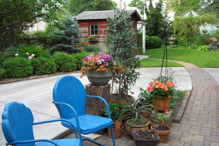 Gardener's Dream - Minneapolis - Casa