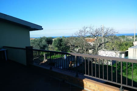 Family house at 800 meters from the beach - Sorso