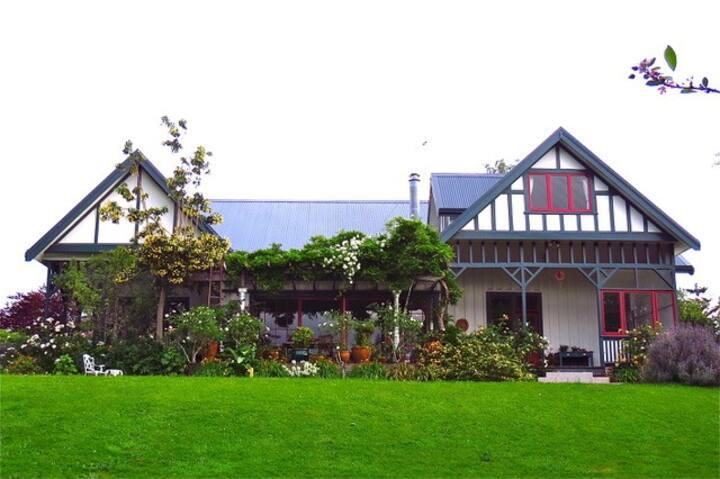 Blue Ambience at Marigold Manor