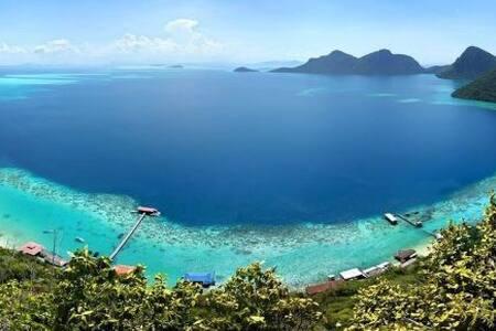 Day Trip to Tun Sakaran Marine Park - Semporna