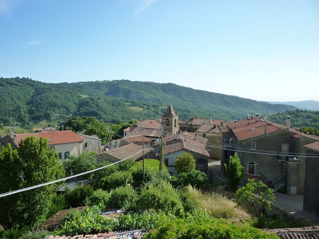 Holidays House in Tuscany (Italy)  - Roccalbegna - House