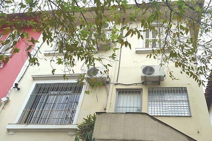 Cama em casa Expocenter Norte, Metro Santana- C04