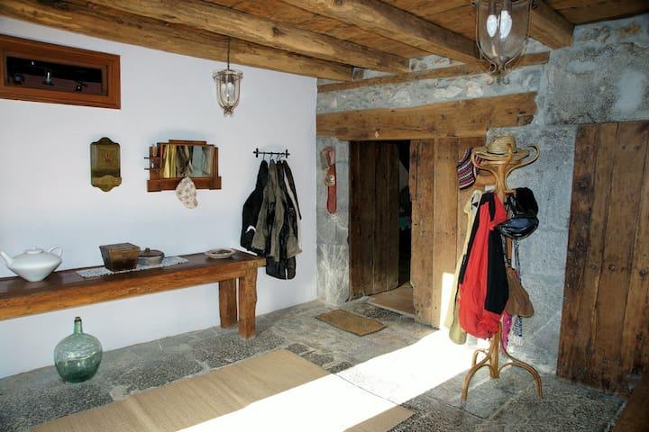 Caserio Larra, parque de Urkiola, hab. individual - Mañaria - Huis