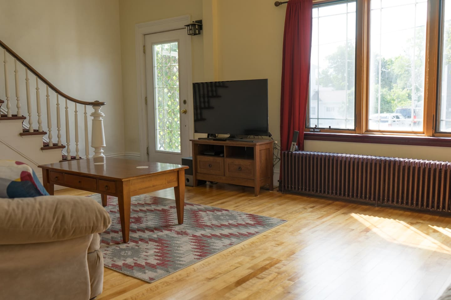 """""""Ben's house is in a great location, extremely clean and well kept. It is an excellent place to stay in Marquette!"""" - John"""