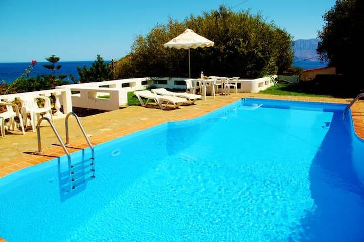 Charming villa in Agios Nikolaos 1 - Ammoudara - Appartement