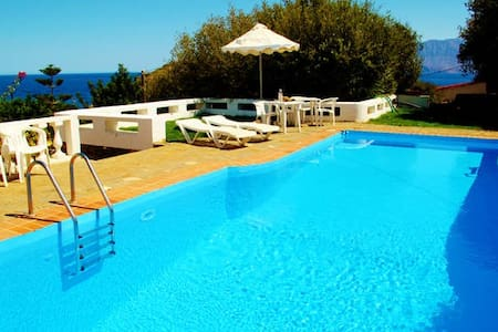 Charming villa in Agios Nikolaos 1 - Ammoudara - Huoneisto