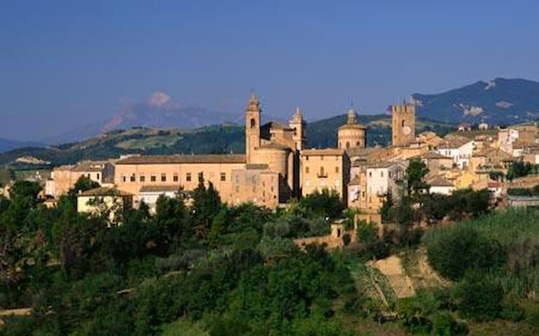 Tourist Apartment in le Marche - Offida - Apartament