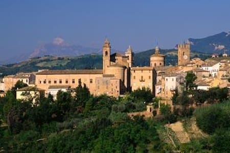 Tourist Apartment in le Marche - Offida - Daire