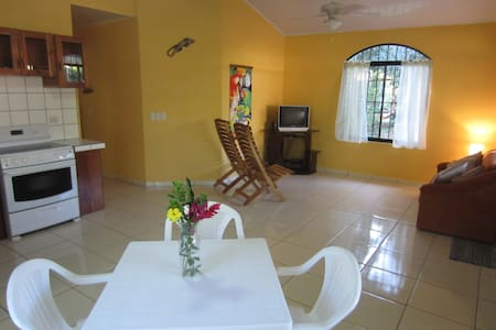 Beautiful New 3 Bedroom Bungalow - Paquera