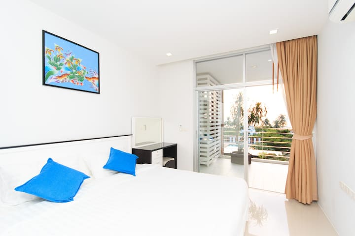 At Sea Condo @ 2-bedroom B 404