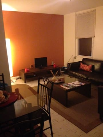 Entire cosy two bedroom apartment