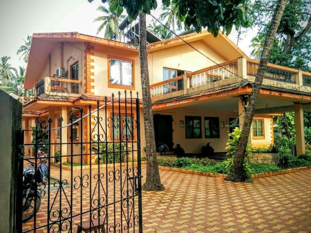 2 Bedroom Apartment in Calangute - Calangute - Bed & Breakfast