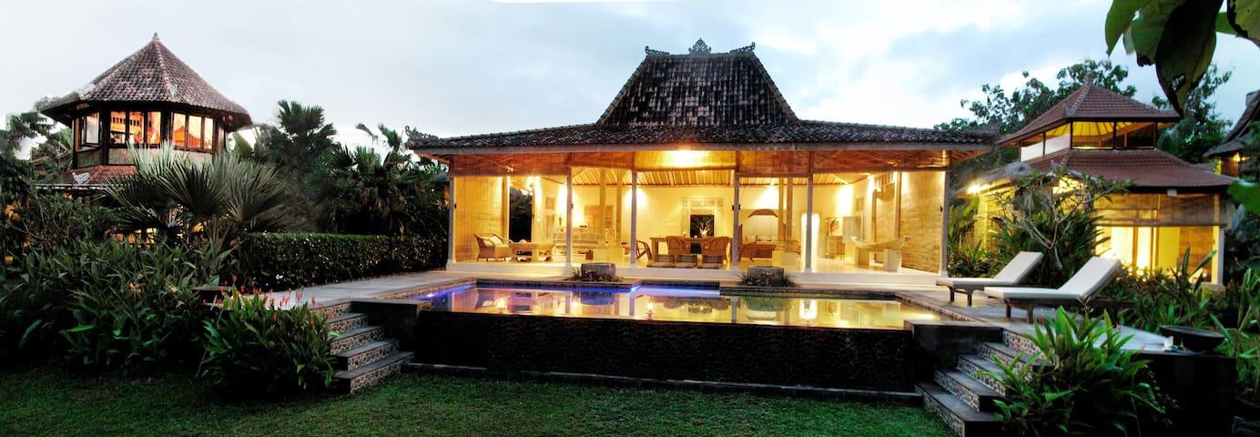 Family Retreat Balian Beach