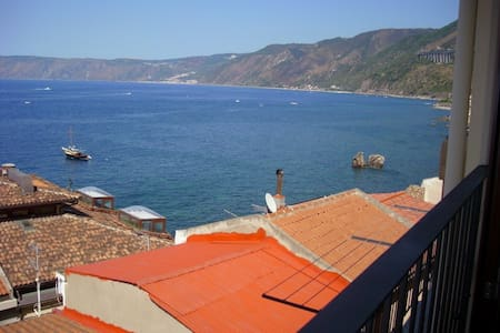 B&B Chianalea 54 : 3° fl. sea view - Scilla