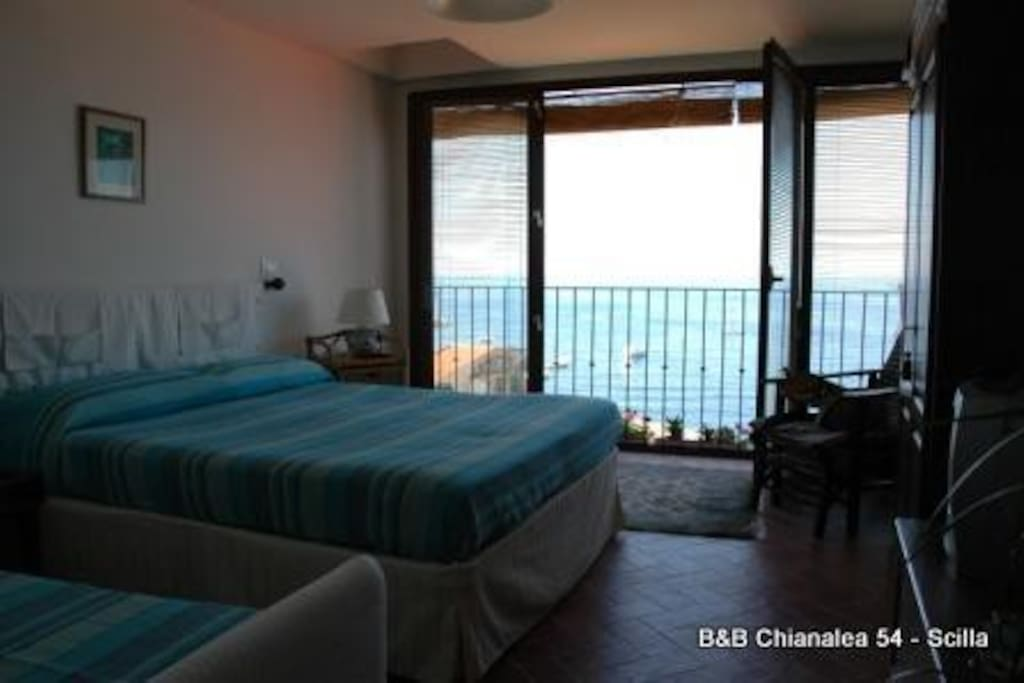 B&B Chianalea 54 : 3° fl. sea view