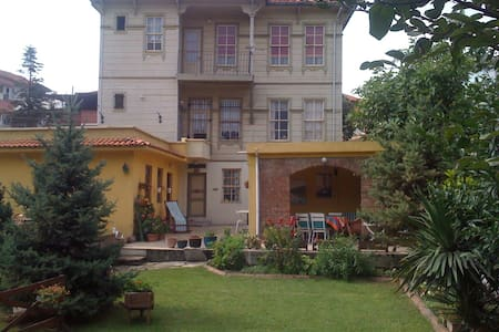 Old Wooden Town House - Bartın - Casa