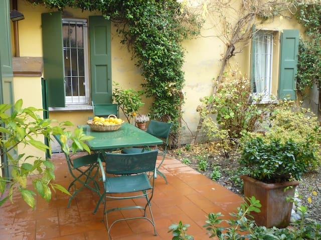 Stanza e giardino a Bologna centro  - Bologna - Wohnung