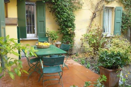 Stanza e giardino a Bologna centro  - 博洛尼亚 - 公寓