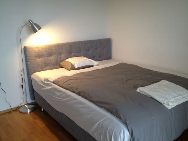QUIET ROOM NEAR AIRPORT - Bülach - Bed & Breakfast