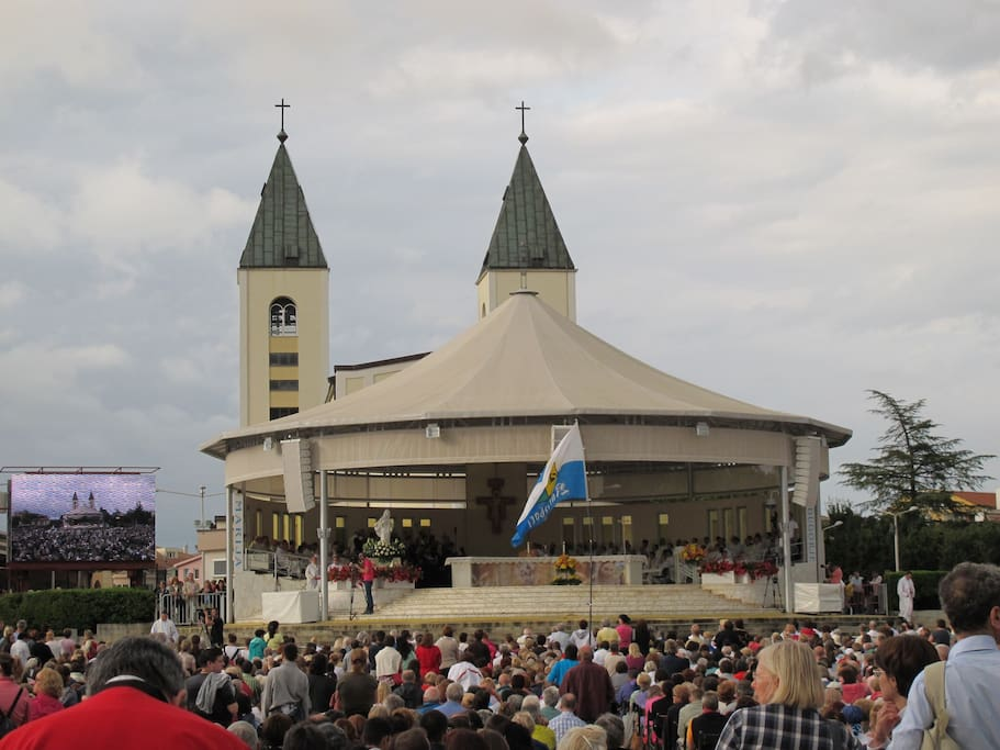 youth Festival in Medugorje