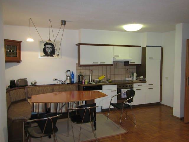 2-Bettzimmer sehr Zentral gelegen - Lustenau - 아파트
