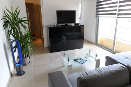 Brand new flat 5 min from Menton and 15 min from Monte Carlo.