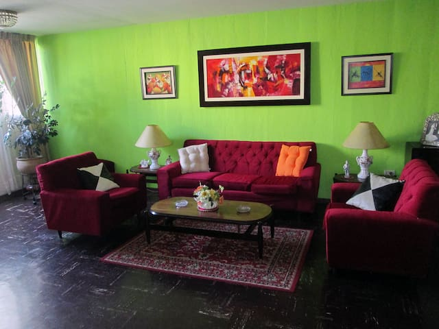 Chambres d'hotes à San Isidro Lima - Lima - Bed & Breakfast