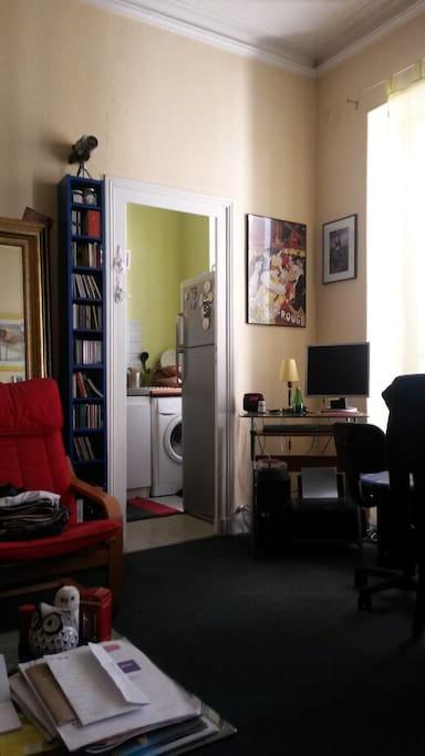 Appartement t1 bordeaux centre appartements louer for Appartement t1 bordeaux location