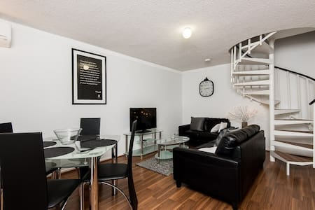 Parkside Apartment Highgate Perth - Highgate - Appartamento