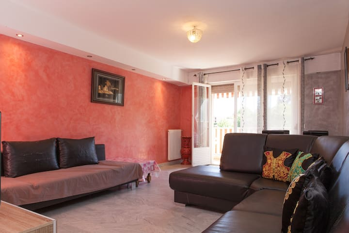 Ideal family or friends - Cannes - Appartement