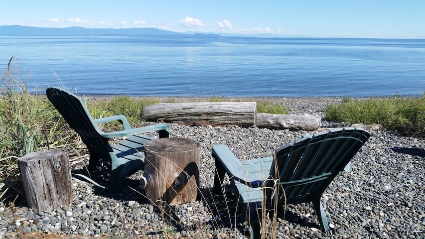 Lukona by the Sea - Qualicum Beach - Casa