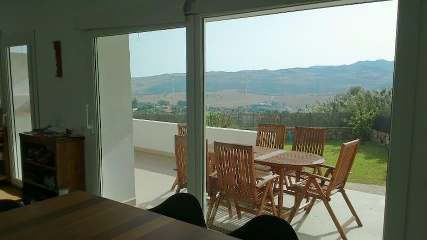 increible casa diseño campo y mar - Tarifa - Haus