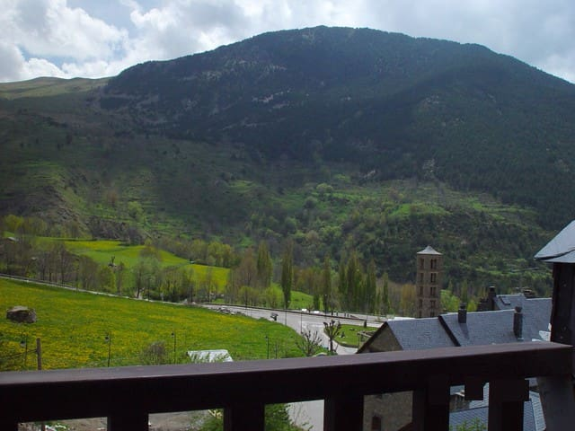 Estudio en Taüll, Vall de Boí - Taüll