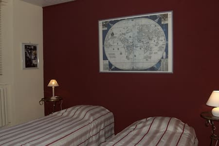 Chambre d'hôtes en Haute Savoie - Seyssel - Usinens - Bed & Breakfast
