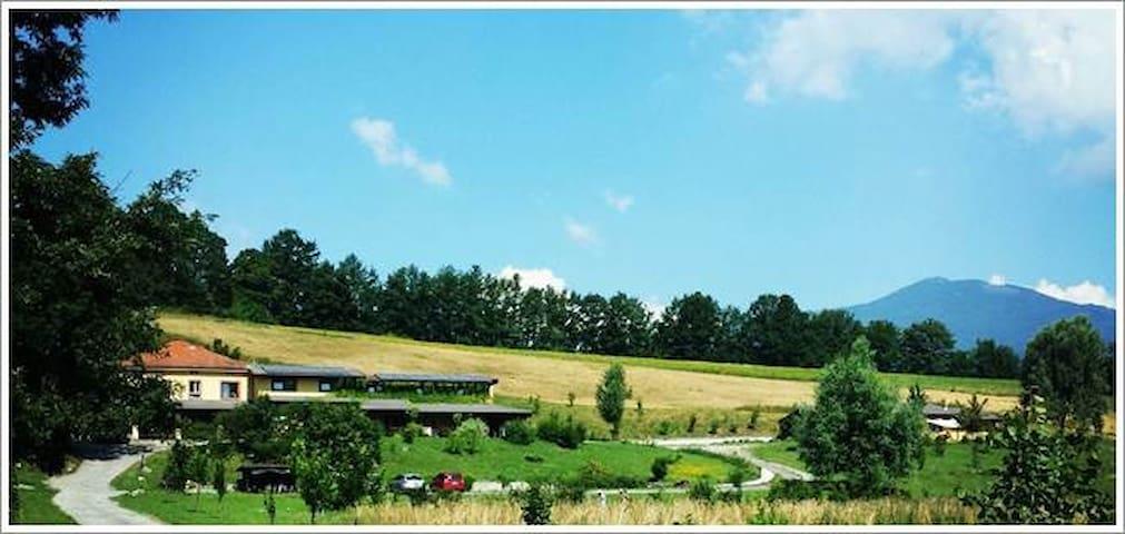 Agriturismo Casa delle Erbe - Albareto - Szoba reggelivel