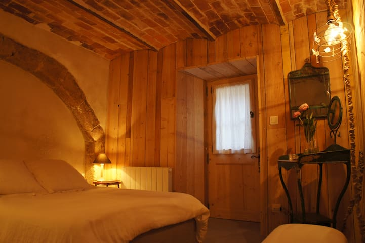 la chambre d'hôte de Lourmarin - Lourmarin - Bed & Breakfast