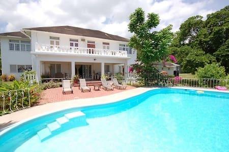 Garden House Jamaica  - Ocho Rios - Βίλα