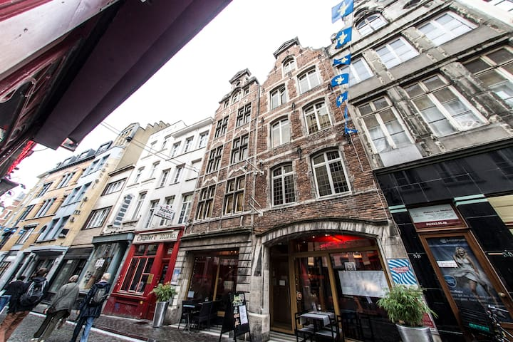 Cosy appartments near Grand Place - Brussel - Leilighet
