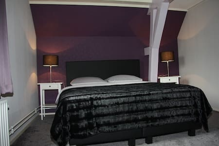 Bed & Breakfast De Weijpoort  - Szoba reggelivel