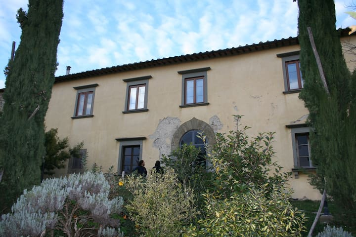 Apartment in Villa-FLORENCEcountryside dream&relax - Calenzano