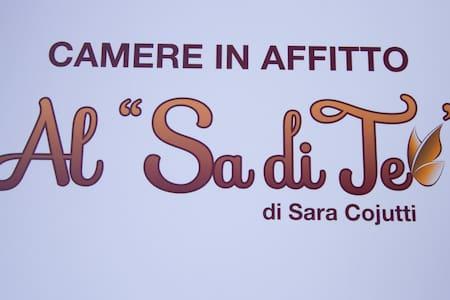 E' un alloggio che sa di TE - Udine - Bed & Breakfast